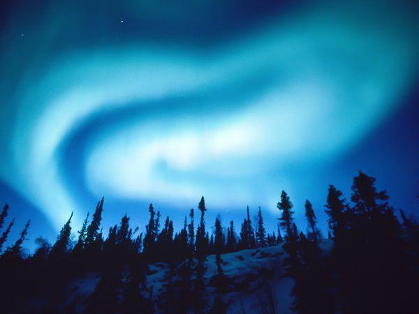 شفق قطبی...مظهری از خلقت....